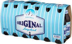 [kuva: Original Long Drink 12-pack  pullo 12 x 0,33 l(© Alko)]