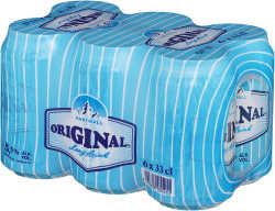 [kuva: Original Long Drink 6-pack tölkki(© Alko)]