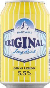 [kuva: Original Long Drink Gin & Lemon tölkki(© Alko)]