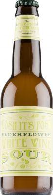 [kuva: Flying Dutchman Gosh It's Posh Elderflower White Wine Sour(© Alko)]