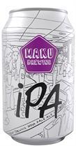 [kuva: Maku Brewing IPA tölkki(© Alko)]