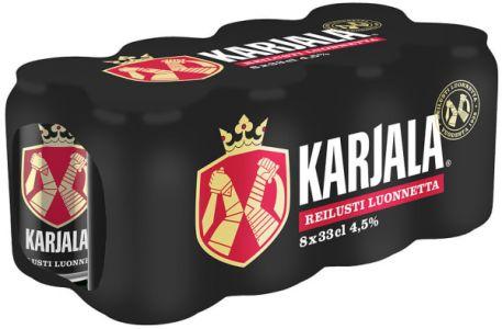 [kuva: Karjala 4,5 8-pack tölkki(© Alko)]