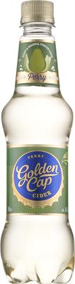 [kuva: Golden Cap Perry muovipullo(© Alko)]
