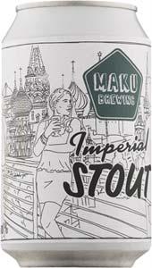 [kuva: Maku Imperial Stout  tölkki(© Alko)]