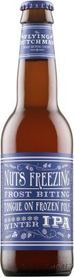 [kuva: Flying Dutchman Nuts Freezing Frost Biting Tongue on Frozen Pole IPA(© Alko)]