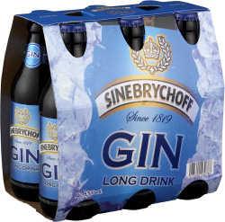 [kuva: Sinebrychoff Gin Long Drink 6-pack(© Alko)]