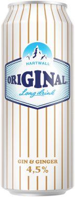 [kuva: Original Long Drink Gin & Ginger tölkki(© Alko)]