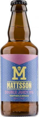 [kuva: Mattsson Double Juicy IPA(© Alko)]