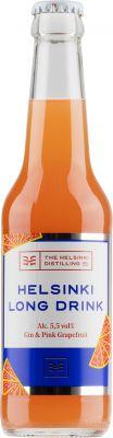 [kuva: Helsinki Distilling Company Helsinki Long Drink(© Alko)]