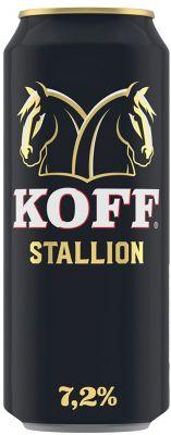 [kuva: Koff Stallion tölkki(© Alko)]