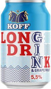 [kuva: Koff Long Drink tölkki(© Alko)]