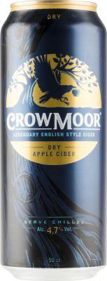 [kuva: Crowmoor Dry tölkki(© Alko)]