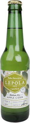 [kuva: Lepola Medium Dry Apple Cider(© Alko)]