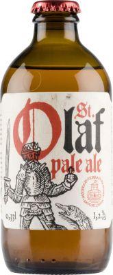 [kuva: Mustan Virran St. Olaf Pale Ale 1.2%(© Alko)]