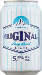 [kuva: Original Long Drink Light tölkki(© Alko)]