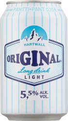 [kuva: Original Long Drink Light tölkki(© Alko)]