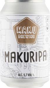 [kuva: Maku Brewing Makuripa tölkki(© Alko)]