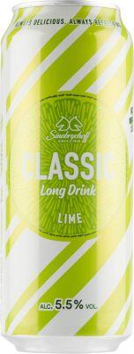 [kuva: Sinebrychoff Classic Long Drink Lime tölkki(© Alko)]