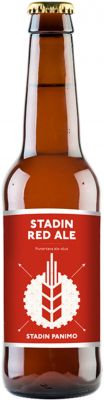 [kuva: Stadin Panimo Red Ale(© Alko)]