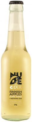 [kuva: Nude Cider Sparkling(© Alko)]
