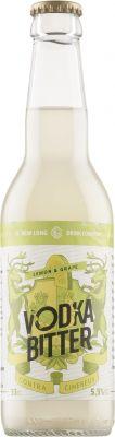 [kuva: New Long Drink Company Lemon & Grape Vodka Bitter(© Alko)]