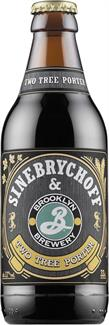 [kuva: Sinebrychoff & Brooklyn Brewery Two Tree Porter(© Alko)]