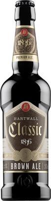 [kuva: Hartwall Classic 1836 Brown Ale(© Alko)]