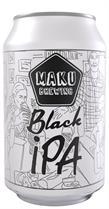 [kuva: Maku Black IPA  tölkki(© Alko)]