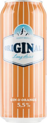 [kuva: Original Long Drink Gin & Orange tölkki(© Alko)]