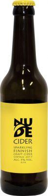 [kuva: Nude Sparkling Cider(© Alko)]
