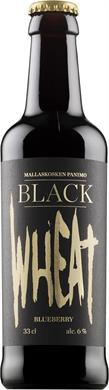 [kuva: Mallaskosken Black Blueberry Wheat(© Alko)]