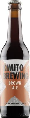 [kuva: Kimito Brewing Brown Ale(© Alko)]