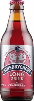 [kuva: Sinebrychoff Cranberry Long Drink(© Alko)]