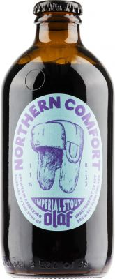 [kuva: Olaf Northern Comfort Imperial Stout(© Alko)]
