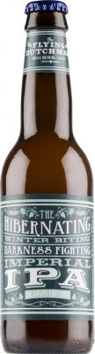 [kuva: Flying Dutchman The Hibernating Winter Biting Darkness Fighting Imperial IPA(© Alko)]