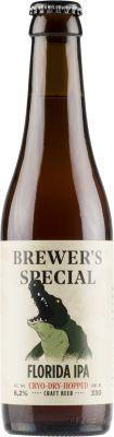 [kuva: Brewer's Special Florida Cryo Dry Hopped IPA(© Alko)]