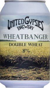 [kuva: United Gypsies Wheatbanger Double Wheat tölkki(© Alko)]