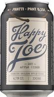 [kuva: Happy Joe Dry Apple Cider tölkki(© Alko)]