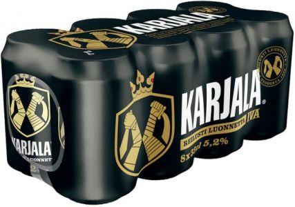 [kuva: Karjala IV A 8-pack tölkki(© Alko)]
