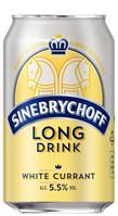 [kuva: Sinebrychoff Long Drink White Currant tölkki(© Alko)]