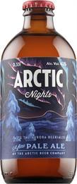 [kuva: Mustan Virran Arctic Nights Pale Ale(© Alko)]