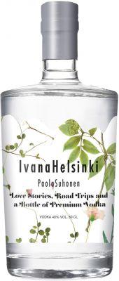 [kuva: Ivana Helsinki Vodka(© Alko)]