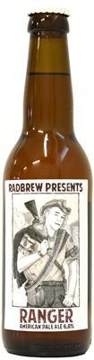 [kuva: Radbrew Ranger American Pale Ale(© Alko)]