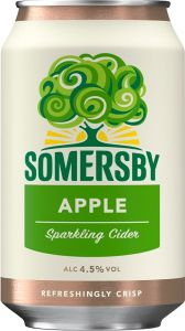[kuva: Somersby Apple Cider tölkki(© Alko)]