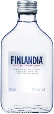 [kuva: Finlandia Vodka 40 % 20 cl(© Alko)]