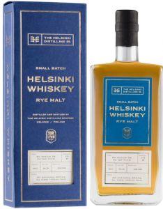 [kuva: Helsinki Whiskey Rye Malt VYS Release #8(© Alko)]