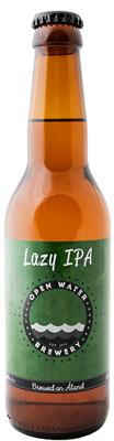 [kuva: Open Water Lazy IPA(© Alko)]