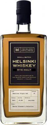 [kuva: Helsinki Whiskey Rye Malt(© Alko)]