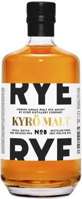 [kuva: Kyrö Rye Single Malt No 8(© Alko)]