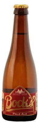 [kuva: Bock's Pale Ale(© Alko)]